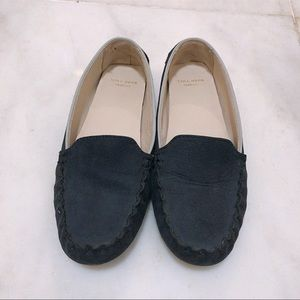Cole Haan Blue Loafers Sz 7